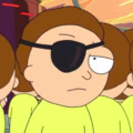 Profile picture of Evil Morty