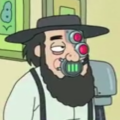 Profile picture of Amish Cyborg