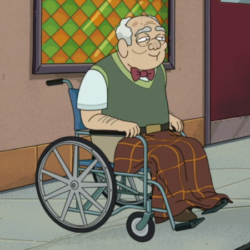 Profile picture of Wheelchair Guy