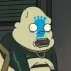 Profile picture of Blue Footprint Guy