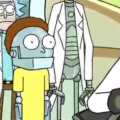 Profile picture of Robot Morty
