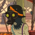 Profile picture of Gas Mask Death Stalker